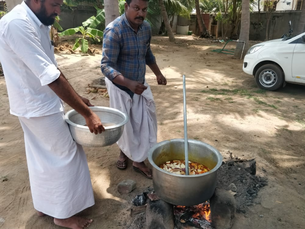 Date: 24/03/2021 The food support has provided to Avisho speical children school in Adirampattinam and the request has forwarded by Ishaak from NMC 2003 Batch Friends. Sponsored by NMC 2003 Batch and Singai Udhavum Karangal Friends. Thanks to NMC and Singai Udhavum Karangal Friends for the continuous support. Rs.11,555 was the total amount for the food activity in Avisho speical children school. Ishaak donation: Rs.3,000Group sponsor amount from NMC 2003 Batch and Singai Udhavum Karangal Friends: Rs. 8,555Total amount: Rs.11,555 இவண்,NMC 2003 Batch - SINGAI UDHAVUM KARANGAL ANNOUNCEMENT TEAM View our group members