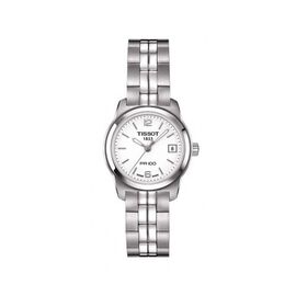 PR 100 Women's White Quartz Watch-oisia-shopping-India
