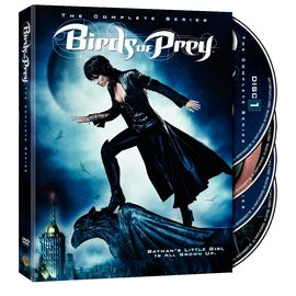 Birds of Prey: The Complete Series (DVD)-oisia-shopping-India