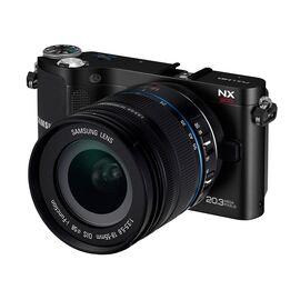 NX200 20.3 Megapixel Compact System Camera-oisia-shopping-India