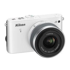Nikon 1 J1 One-Lens Kit White-oisia-shopping-India