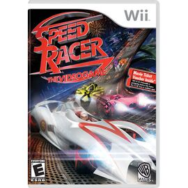 Speed Racer: The Videogame (Wii)-oisia-shopping-India