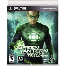 Green Lantern: Rise of the Manhunters (PS3)-oisia-shopping-India