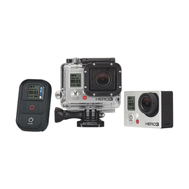 GoPro - Hero3+ Black Edition Camera-oisia-shopping-India