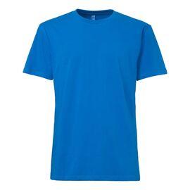 T-shirt, Color: Blue-oisia-shopping-India
