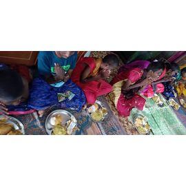 நமது சிங்கை உதவும் கரங்களில் உள்ள தோழர் வைத்தியின் புதல்வன் கேப்டன் பிரபாகரன் பிறந்த நாள் (14/11/2020) சார்பாக, நேற்று கடலூரில் அமைந்துள்ள சாந்தம் இல்லத்தில் மூன்று நேர உணவு சேவை, அவரின் நன்கொடை மூலம் அளிக்கப்பட்டது.