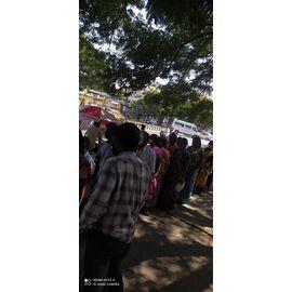 Date: 09/02/2021 வணக்கம்! இன்று 09/02/2021 நமது சிகரம் பவுண்டேஷன் சொசைட்டி அன்னதான திட்டத்தின் கீழ் புதுச்சேரி ராஜிவ்காந்தி பென்கள் மற்றும் குழந்தைகள் மருத்துவமனையில் உள்ள ஆதரவற்ற மற்றும் ஏழ்மையானவர்கள் 180 க்கும் மேற்பட்ட பயனாளிகளுக்கு அறந்தாங்கியில் அமைந்துள்ள நைனா முஹம்மது கல்லூரி முன்னாள் B.sc கம்ப்யூட்டர் சயின்ஸ் மாணவ- மாணவிகள் மற்றும் சிங்கப்பூரில் அமைந்திருக்கும் சிங்கை உதவும் கரங்கள்நண்பர்கள் இணைந்து இன்று மதிய உணவு சேவையை அளித்து இருக்கிறார்கள். அவர்களுக்கும், அவர்களுடைய குடும்பங்களுக்கும் வாழ்த்துக்களையும் தொண்டுநிறுவனத்தின் சார்பில் நன்றியையும்தெரிவித்துக்கொள்கிறோம். மேலும் தாங்களும் உணவு வழங்கி மகிழ்ந்திட தொடர்புக்கு:9047656523. The activity is performed by Vaithianathan from Singai Uhavum Karangal friends. The event is donated by NMC 2003 Batch and Singai Udhavum Karangal. Thanks to NMC and Singai Udhavum Karangal Friends for the continuous support. இவண்,NMC 2003 Batch - SINGAI UDHAVUM KARANGAL ANNOUNCEMENT TEAM View our group members
